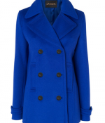 Shop the look Jaeger Short Pea Coat.