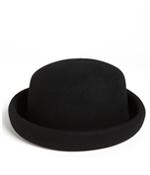 shop the look black hat