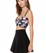 Malibu Rocks shop the look crop top