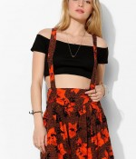 shop the look overall skirt