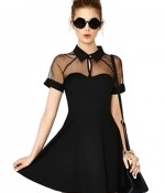jolly chic black dress