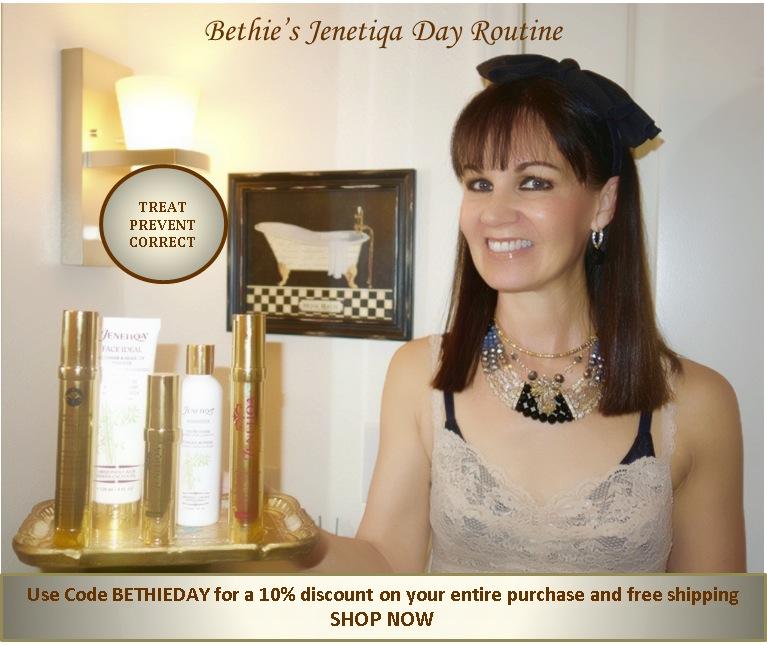 Bethie's Day Routine Jenetiqa