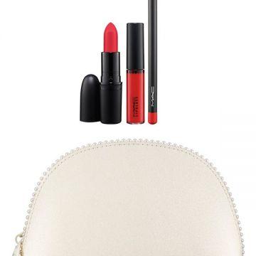 Mac Keepsakes Red Lips